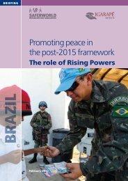 Brazil briefing PDF.pdf - World We Want 2015