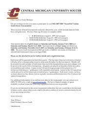 (in PDF format). - Central Michigan University Athletics