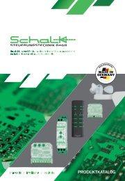 Schalk Produktkatalog 2012 (web) - Karl Mahl GmbH