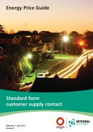 Energy Price Guide - IPART - NSW Government