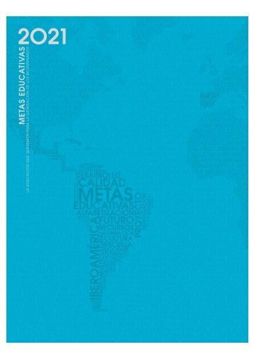 Situación y desafíos en la educación iberoamericana - OEI