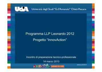 Materiale corso di Preparazione tecnico-professionale e linguistica