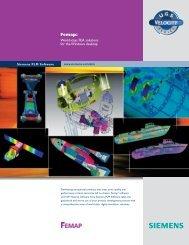 Femap brochure - Industrial Technology Systems, sro