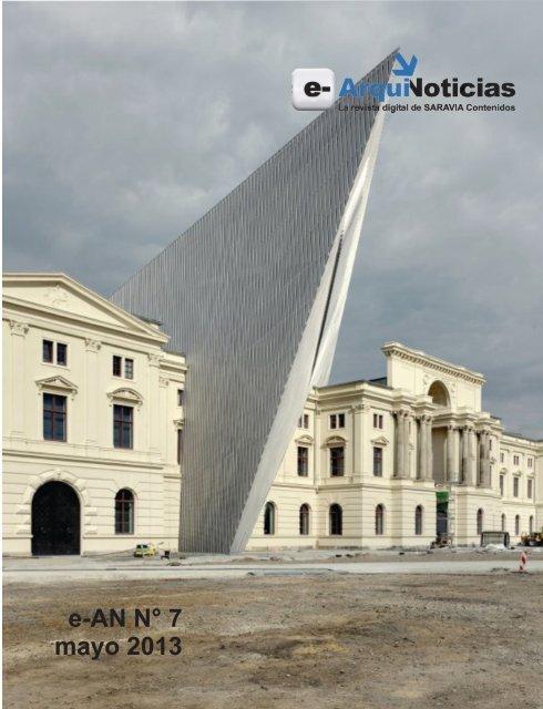 e-ArquiNoticias N° 7 mayo 2013