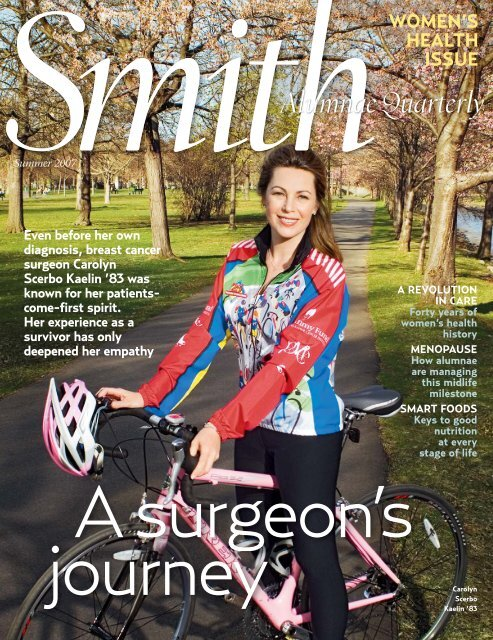 minnepolis womn trnsforms her cubicle into christms.htm a surgeons smith alumnae quarterly smith college  a surgeons smith alumnae quarterly