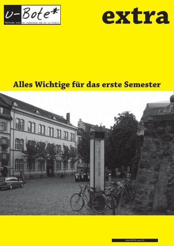 798 - Albert-Ludwigs-Universität Freiburg