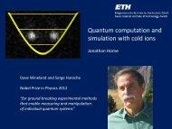 slides - Quantum Device Lab