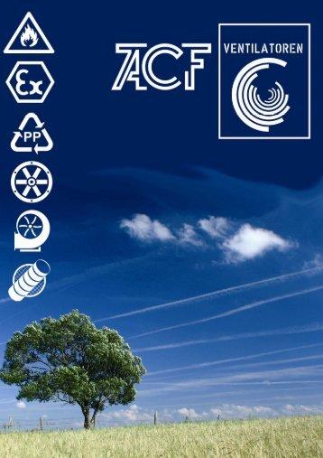 Druck - ACF Ventilatoren GmbH