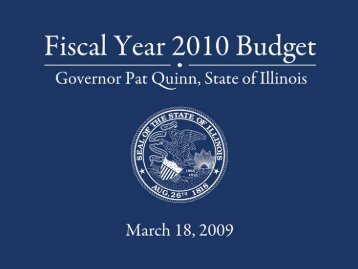 Budget Briefing - State of Illinois