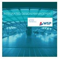 INTEGRATED DESIGN MANAGEMENT - WSP Group