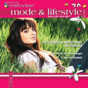 mode & lifestyle (Page 1) - unsere neuen