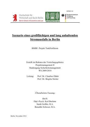 Download als pdf - TankNotStrom
