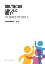 januar 2012 - Deutsche Kinderhilfe