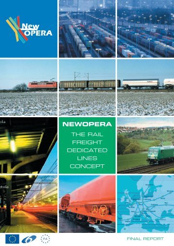 NEW OPERA Final Report Book - Transport Research & Innovation ...