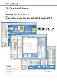 NDrive .2 - UNITEK Industrie Elektronik GmbH