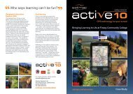 Case Study 'Bringing Learning to Life' - Satmap