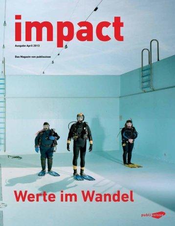 impact April 2013 - Sinus Institut
