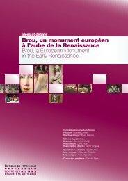 Télécharger l'ouvrage en PDF - Centre des monuments nationaux