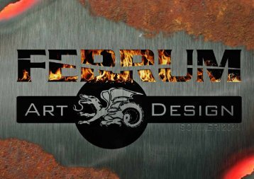 Hauptkatalog 2014 - Ferrum Art