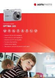 OPTIMA 102 - plawa