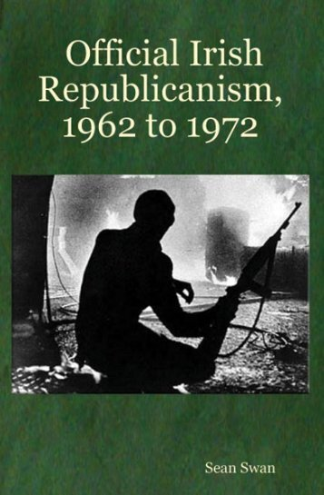 Official Irish Republicanism - CAIN
