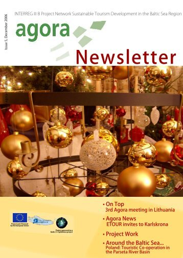 Agora Newsletter December 2006