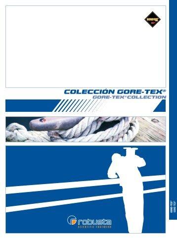 colección gore-tex - Robusta