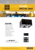 special sale Rocco - Comparlux Lighting Systems Gmbh - Page 3