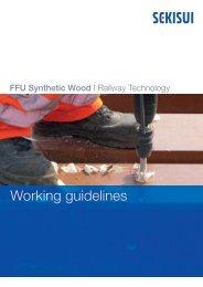 Working guidelines FFU