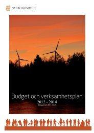 Budget och Verksamhetsplan 2012-2014(pdf,nytt ... - Nybro kommun
