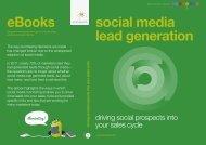 eBooks social media lead generation - Brandwatch