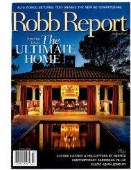 exotic asian jewelry contemporary caribbean villas ... - Turner PR