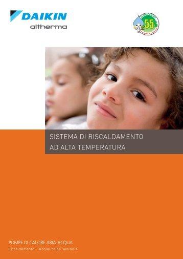 altherma daikin pompa di calore alta efficenza - Pontani Service