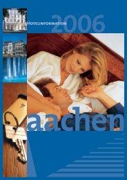 Hotel - Stadt Aachen