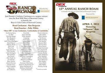 Invite 2011 - Blacktie South Florida