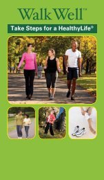 to view sample PDF of our WalkWell Tracker - American Institute for ...