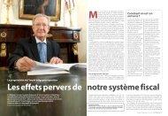 Les effets pervers de notre système fiscal - Janson Baugniet