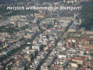 Begrüßung und kurze Einführung (Olaf Schnur, Matthias Drilling)
