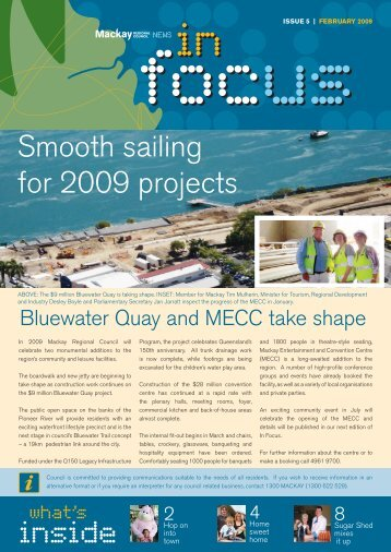MRC infocus Feb 09 newsletter.indd - Mackay Regional Council ...