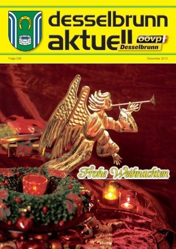 Folge 258 Dezember 2013 - Desselbrunn