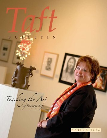 Teaching the Art - The Taft School