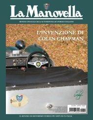 L'INVENZIONE DI COLIN CHAPMAN - Automotoclub Storico Italiano