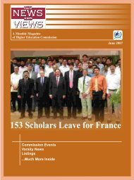 153 Scholars Leave for France - Higher Education Commission