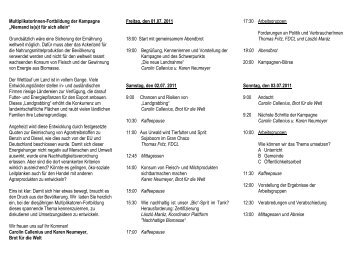 "MultiplikatorInnen-Fortbildung der Kampagne ""Niemand is(s ... - ELAN"