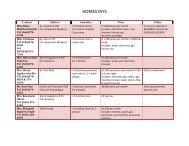 HOMESTAYS - Facultad de Idiomas Ensenada