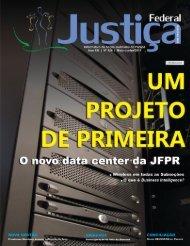 Maio e Junho de 2011 - Justiça Federal