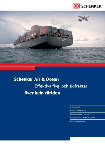 Schenker Air & Ocean