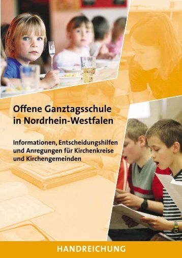 Offene Ganztagsschule in Nordrhein-Westfalen - Lippische ...
