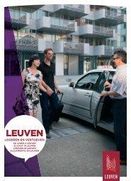 LOGEREN EN VERTOEVEN - Stad Leuven