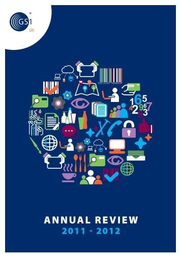 Annual report 2011 - 2012 pdf - GS1 UK